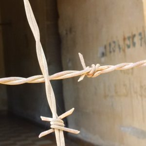 FROM AUSCHWITZ TO CAMBODIA THE MESSAGE OF 'NEVER AGAIN' IN PHNOM PENH