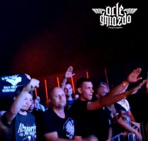 Extreme-right music festival in Poland, 07.2015